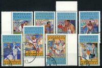 Togo 1984 Mi. 1776-1783 Usato 100% Olimpiadi LosAngeles