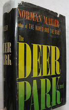 Movies Motion Pictures Hollywood California The Deer Park Norman Mailer DJ 1955