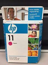 HP C4837A Genuine  11 Magenta Ink Cartridge