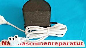 Fußanlasser- Fußpedal passend für fasst alle Pfaff Nähmaschinen Winkel Stecker
