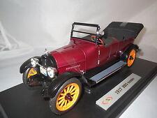 "Signature Models  ""1917""  REO  Touring  (dunkel-rot-metallic)  1:18 OVP"