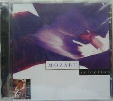 WOLFGANG AMADEUS MOZART:  MOZART SELECTION  SEALED MINT CD  MOZART FESTIVAL ORC