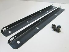 """Sears Craftsman 10"""" Radial Arm Saw Table Mounting Support Rails Angles 818199"""