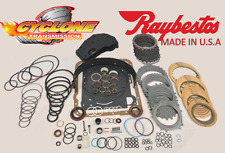 4L60E Transmission Rebuild Kit WITH ZPAK 2005-up High Performance Stage 3