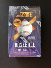 1993 Score Baseball Factory Sealed Box-PSA 10 Jeter Possible?