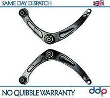 For Peugeot 307 Partner, Partner Tepee Front Lower Wishbone Control Arms Pair