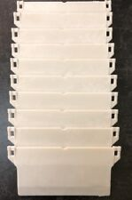 "50 X 3.5"" (89mm) VERTICAL BLINDS BOTTOM WEIGHTS SPARES PARTS **FREE P&P**"