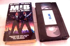MIB Men in Black VHS Movie 1997 Rated PG13 Columbia Pictures