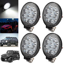 4X 48W LED Work Light Spot Truck Driving Fog Lamp 4WD 4x4 4.5INCH Boat Off Road