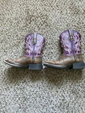 New listing Ariat Girls Boots Size 8