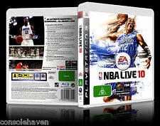 (PS3) NBA Live 10 / 2010 (G) (Sports: Basketball) Guaranteed, Tested, Australian