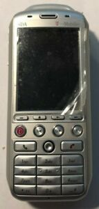 HTC SDA (T-Mobile) Silver Cell Phone Sample Test Phone's Not FCC Authorized