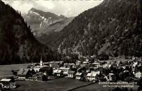 Mallnitz Kärnten Postkarte 1962 gelaufen Panorama mit Tauerntal und Gesselkopf