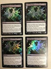 MTG MAGIC THE GATHERING : Graveborn Cabal Therapy Foil Cards x4