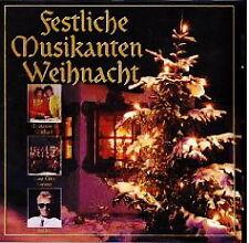 CD NEU Festliche Musikanten Weihnacht 14 Titel Volksmusik Weihnachten Heino uvm.