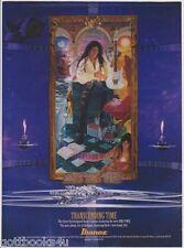 "Ibanez Guitars JEM 7VWH - ""Transcending Time"" Steve Vai - 1993 Print Ad"