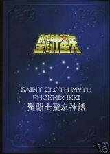 Saint Seiya Cloth Myth Phoenix Ikki Metal Plate V2