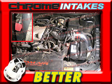 CF RED 97 98 99 00 01-03 CHEVY MALIBU BASE/LS 3.1 3.1L V6 COLD AIR INTAKE 2P