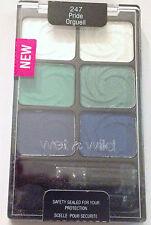 Wet n Wild Coloricon Eye Shadow Palette # 247 Pride VHTF NEW SEALED