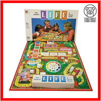 Game of Life MB Classic Board Game 1982 Vintage Retro Family Fun USA Version