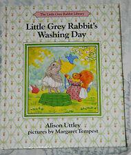 LITTLE GREY RABBIT'S WASHING DAY Alison Uttley Illust Margaret Tempest 1994 h/b