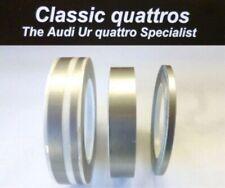 Audi Ur Quattro Turbo Coupe Komplett Diamant Silber Stecker Streifen Set