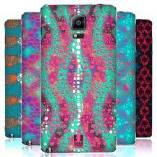 Fundas y carcasas Head Case Designs piel para teléfonos móviles y PDAs