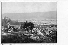 WIGMORE VILLAGE - Herefordshire - Unused Original Postcard (2.95)