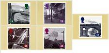 GB CARTOLINE PHQ carte Nuovo di zecca 1994 l'età di vapore Pack 158 10% di sconto eventuali 5+