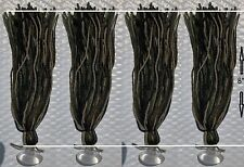 """4 8"""" Spawning Mops Camouflage 100 Strands + Suction Cups Plant Decoration"""