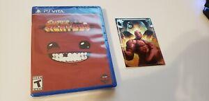 Super Meat Boy Limited Run Vita w/ Card
