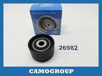 Idler Pulley Belt Guide Gear Tension Roller Renault Clio DACIA Duster/Sandero