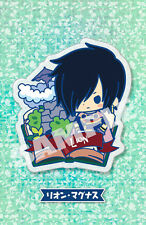 Tales of Friends Leon Clear Destiny Brooch Pin Anime Licensed NEW