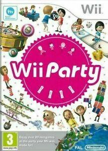 Wii - Wii Party - VGC - Nintendo