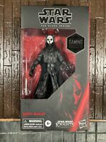 Star Wars The Black Series Gaming Greats Darth Nihilus NIB Sealed