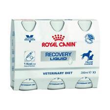 Royal Canin Vet Diet Recovery Liquid 3 x 200ml. Premium Service, Fast Dispatch