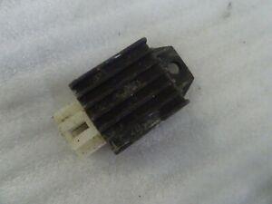 ER3. Keeway Swan 50 2T Voltage Regulator Charge Controller