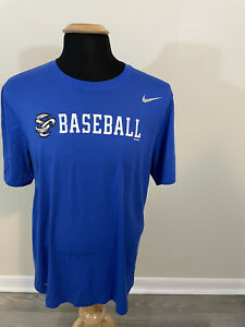 OMAHA STORM CHASERS NIKE T SHIRT SIZE LARGE MILB Royals affiliate