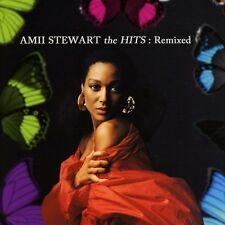 AMII STEWART The Hits...Remixed CD NEW .cp
