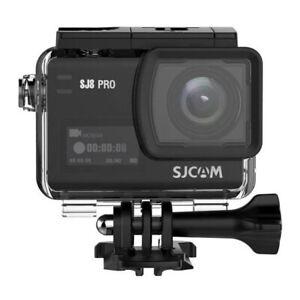 SJCAM SJ8 Pro 4K EIS - Waterproof Digital Action Camera with HD Video 12MP Photo