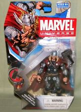 Marvel Universe THOR #012 THE MIGHTIEST AVENGER 2010 Wave 2 H.A.M.M.E.R.