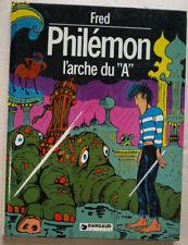 """Philémon T 8 L'Arche du """"A"""" FRED éd Dargaud  DL 4è trim 1976 EO"""