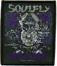 Soulfly Enslaved Patch/ricamate 602157 #