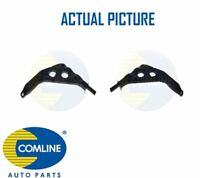 2 x NEW COMLINE FRONT TRACK CONTROL ARM WISHBONE PAIR OE QUALITY CCA1072