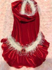 Hip doggie Medium Red christmas Dress
