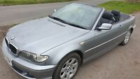 BMW 318CI CONVERTIBLE SE 2004