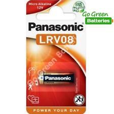 1 x Panasonic A23 12V Alkaline Battery MN21 23A LRV08 K23A E23A V23GA 12 Volt