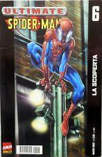 MARVEL ITALIA ULTIMATE SPIDER-MAN  N.6 2002