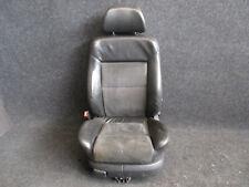 LEDER ALCANTARA Fahrersitz VW Passat 3B Sportsitz Sitz Ausstattung schwarz