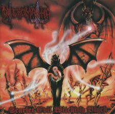 Necromantia - Scarlet Evil Witching Black